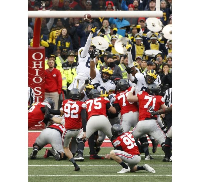 Ohio State Beats Michigan In Game For The Ages