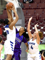In Div. III:  Gilmour Surprises Africentric To Advance….