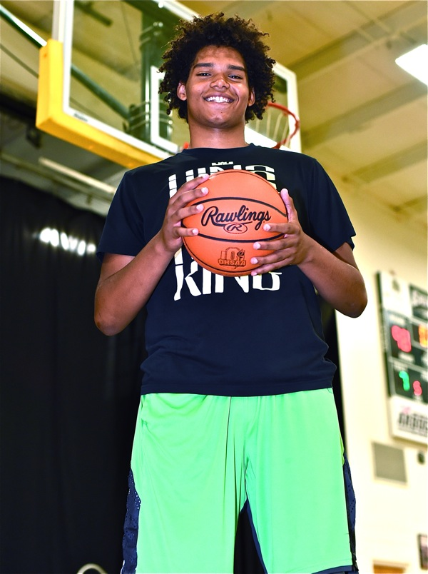 The Most Interesting Player In Area Division IV Basketball…?