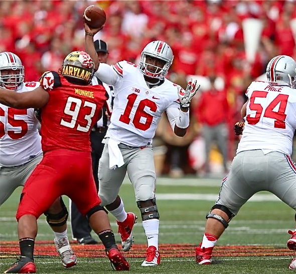 Buckeyes Improve To 4-0 But Still Have Much To Work On