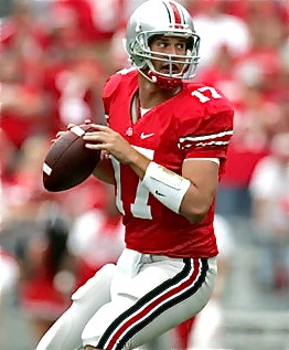 St. Henry's Todd Boeckman was the first HS quarterback I saw that could make the football 'whistle'.