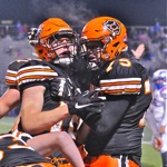 Block Party…Deflected Field Goal Gives Coldwater 10th Straight Regional Final