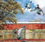 An Artist's Memories Of Troy, Eldean Bridge