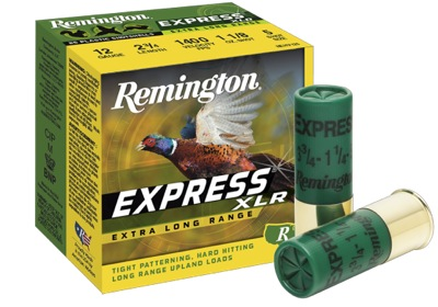 Lighter loads are fine for opening day birds, but if you're hunting late in the season use heavier shot sizes, or faster shells...or both!