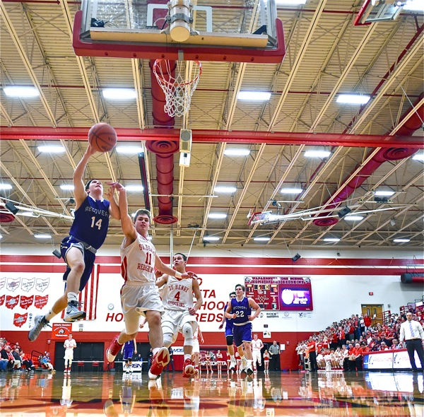 Fort Recovery Drops St. Henry…Will Meet Perry In District Final