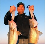 Some Tips for Fall Lake Erie Perchin'