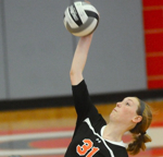"""""""It's All About The Kids""""… Jackson Center's Title Chase In Volleyball"""