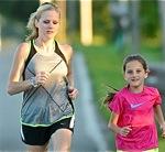 """Runner's """"Lib"""" In Covington….."""