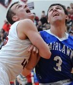Loramie Holds On To Top Fairlawn…Not Enough B(Lessing)s