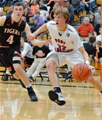 Tables Turned: Loramie's Defense Shuts Down Jackson Center