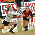 SCL Volleyall: Redskins Win 10th Win Around….
