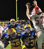 Marion Reminds St. Henry…It Happens Every Fall