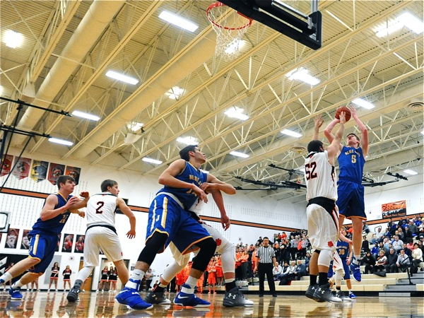 Minster Comeback Falls Short In Loss To Delphos St. John
