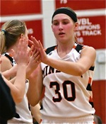 Div. IV Girls:  Minster Moves On…Marion Might Have, Could Have, And Didn't!