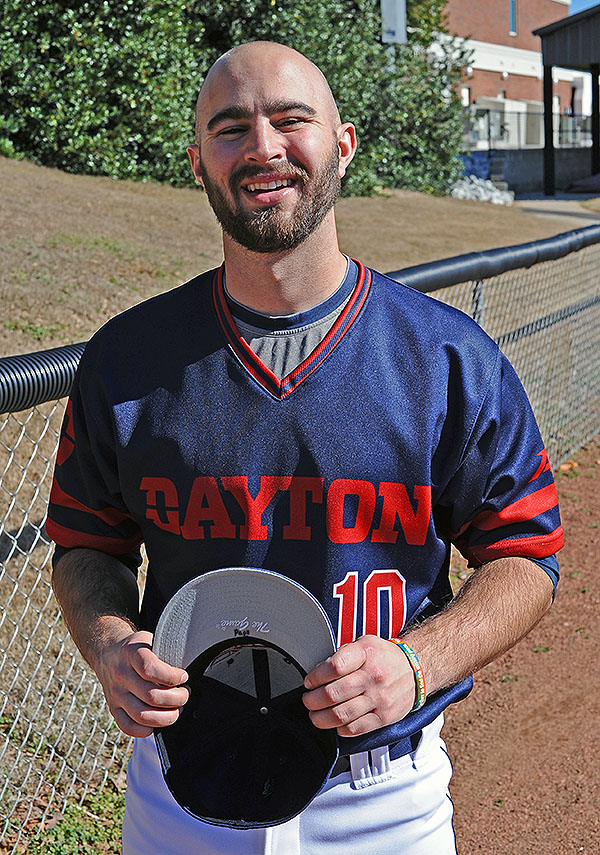 Hardman Legacy Leaves Its Mark On Flyer Baseball