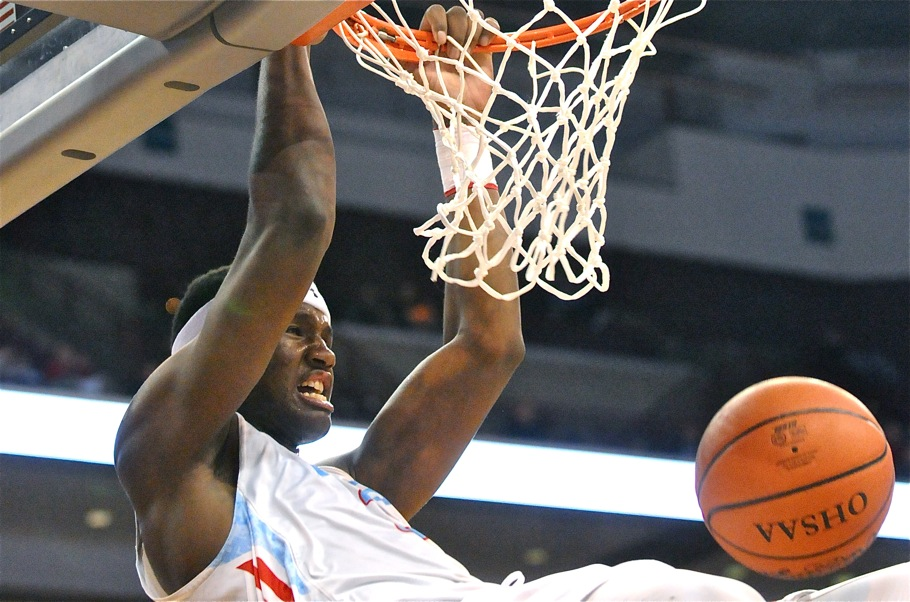 For The Sake Of Safety, And Controversy…Just Eliminate The Dunk!