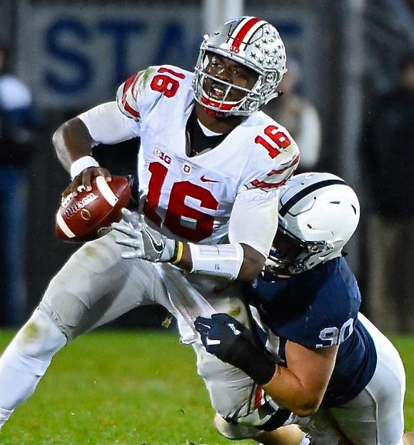 Harris:  Buckeyes Exposed…Lose At Penn State