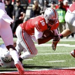 Buckeyes Dominate Terrapins For Second Straight Blowout Win