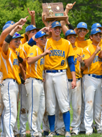 A Great Day To Be A Raider:  Russia Wins Regional Title