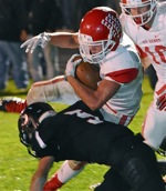 Luttmer, Big Second Half, Sends St. Henry To Second Round