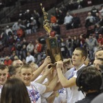 Division Four State Championship: Linkous Preserves History, Saves The Patriots