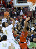 Day 1, Div. II Stunner:  Trotwood Falls In Rematch With SV-SM