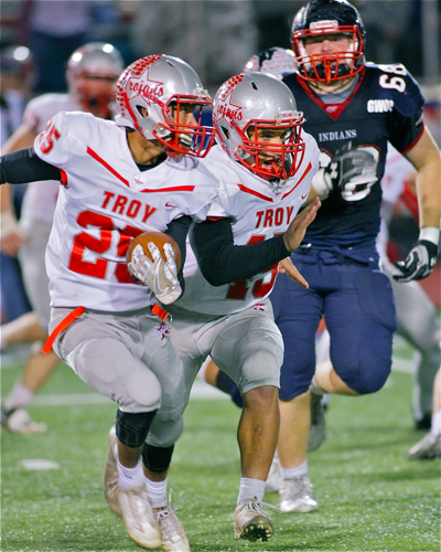 Troy used its resources and new-found swagger to overwhelm the rest of the GWOC North.