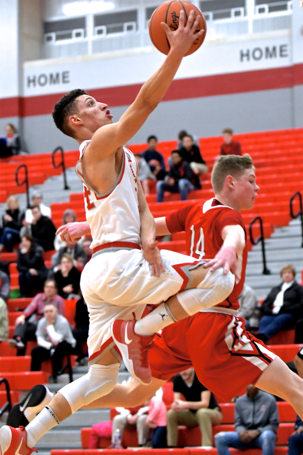 Role-Reversal: Troy Stops Cold-Shooting Tippecanoe