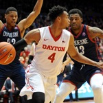 Hal:  Flyers Survive What The Circus Left Behind To Beat Duquesne