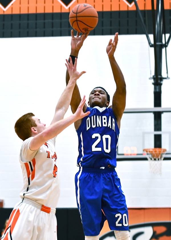 Heat Wave In Versailles:  Dunbar Downs Tigers With Torrid Shooting…