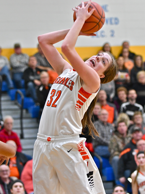 Versailles Aims At A Third Title:   Knocks Off Top-Ranked Summit Country Day