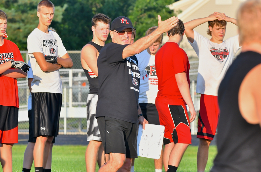 Loramie Leaps To CCC