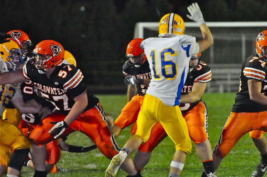 """Coldwater Ends Marion's Win Streak On A Night Of """"Wow"""""""