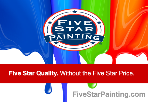 Five Star Painting, in Powell, Ohio, is proud to sponsor the Buckeyes on Press Pros Magazine.com.