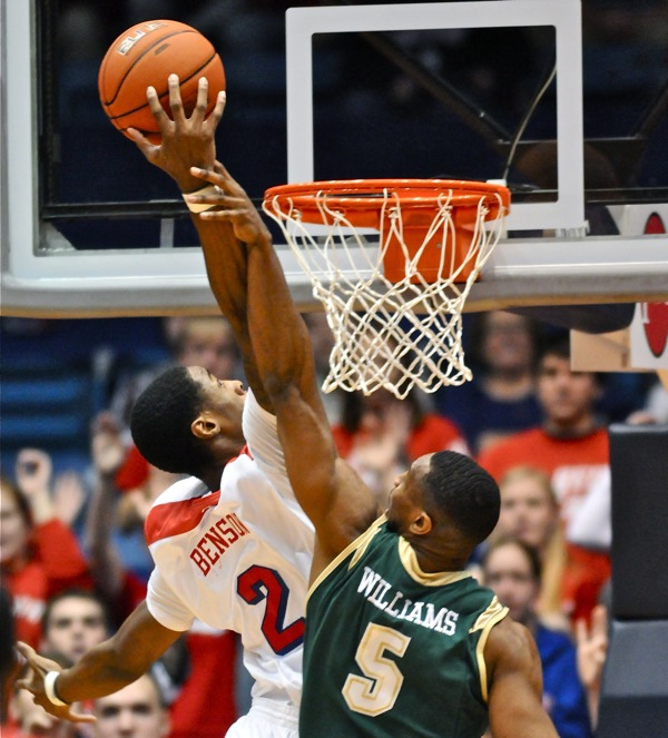 Blazers Basketball Schedule: UD Basketball: UD Snuffs UAB Blazers To Finish Non