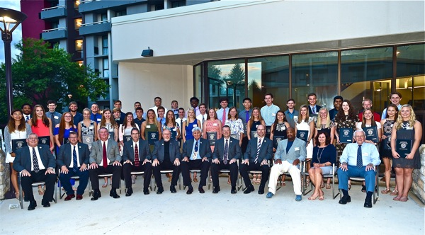 Southwest District Board Honors Scholar Athletes….