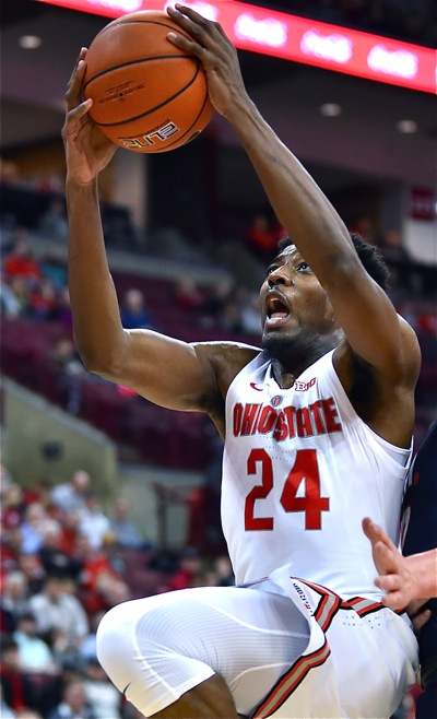 Buckeyes Return To St. John To Clip Kent State…