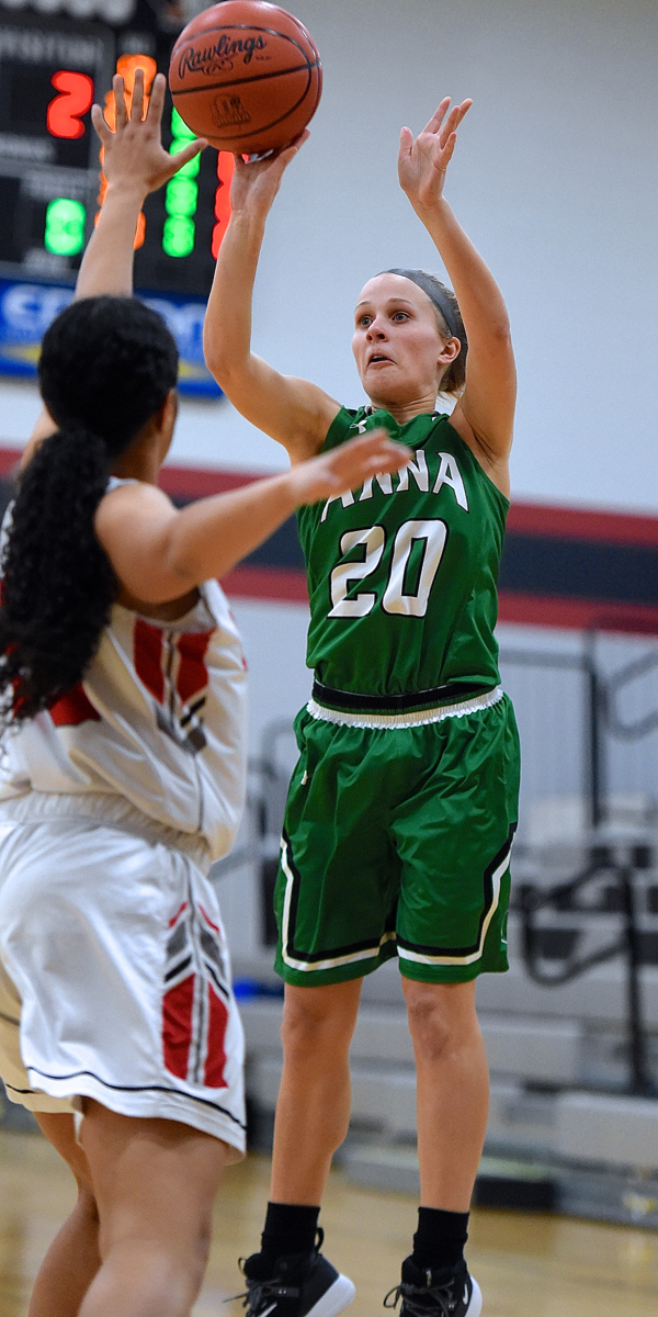What A Blast: Anna Pastes Northridge In 47-Point Win