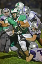 Anna's Heroes Show Up, Lead Comeback Win Over Fort Recovery