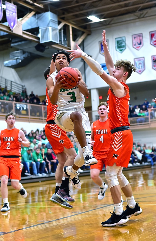 Rockets Run Past National Trail To District Title…