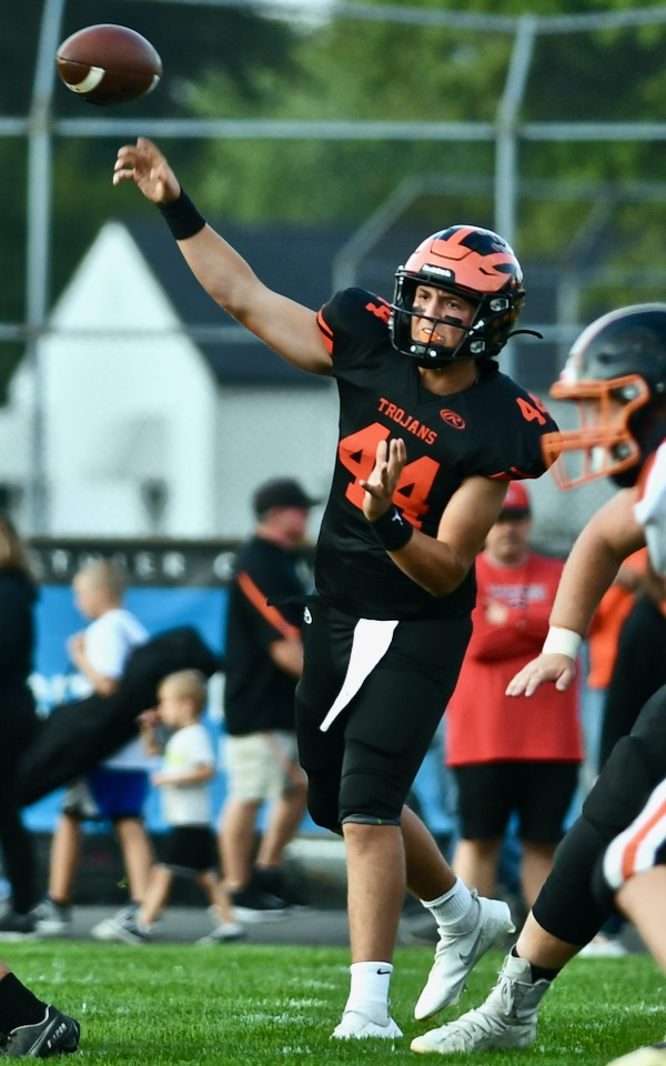 Arcanum Gets Physical Test, Wears Down Ansonia