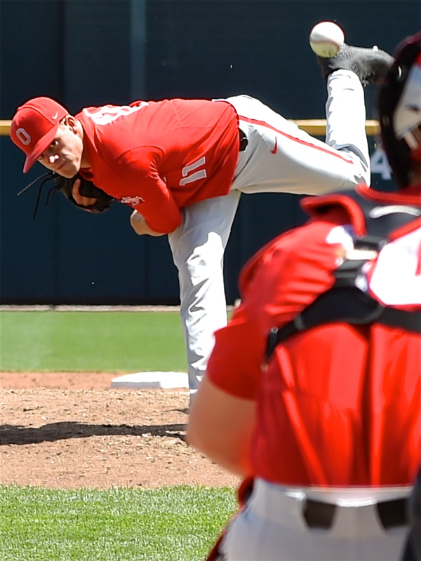Maligned Bullpen Stands Out In Buckeyes Win Over Wolverines