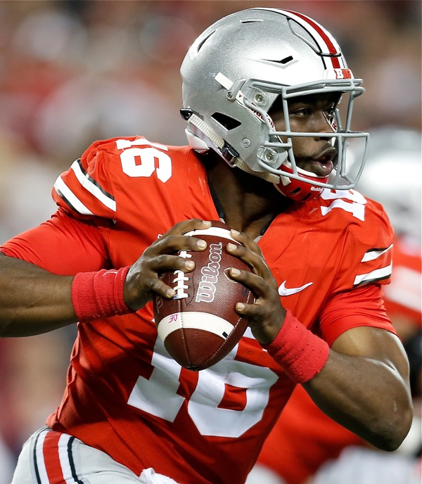 Barrett, Offense Show Promise In Romp Over Army