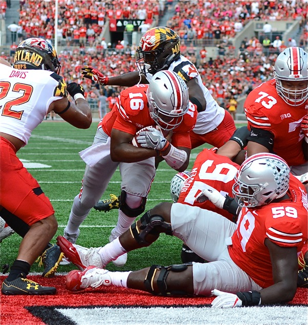 Harris:  Defense Puts On Show In Blowout of Maryland