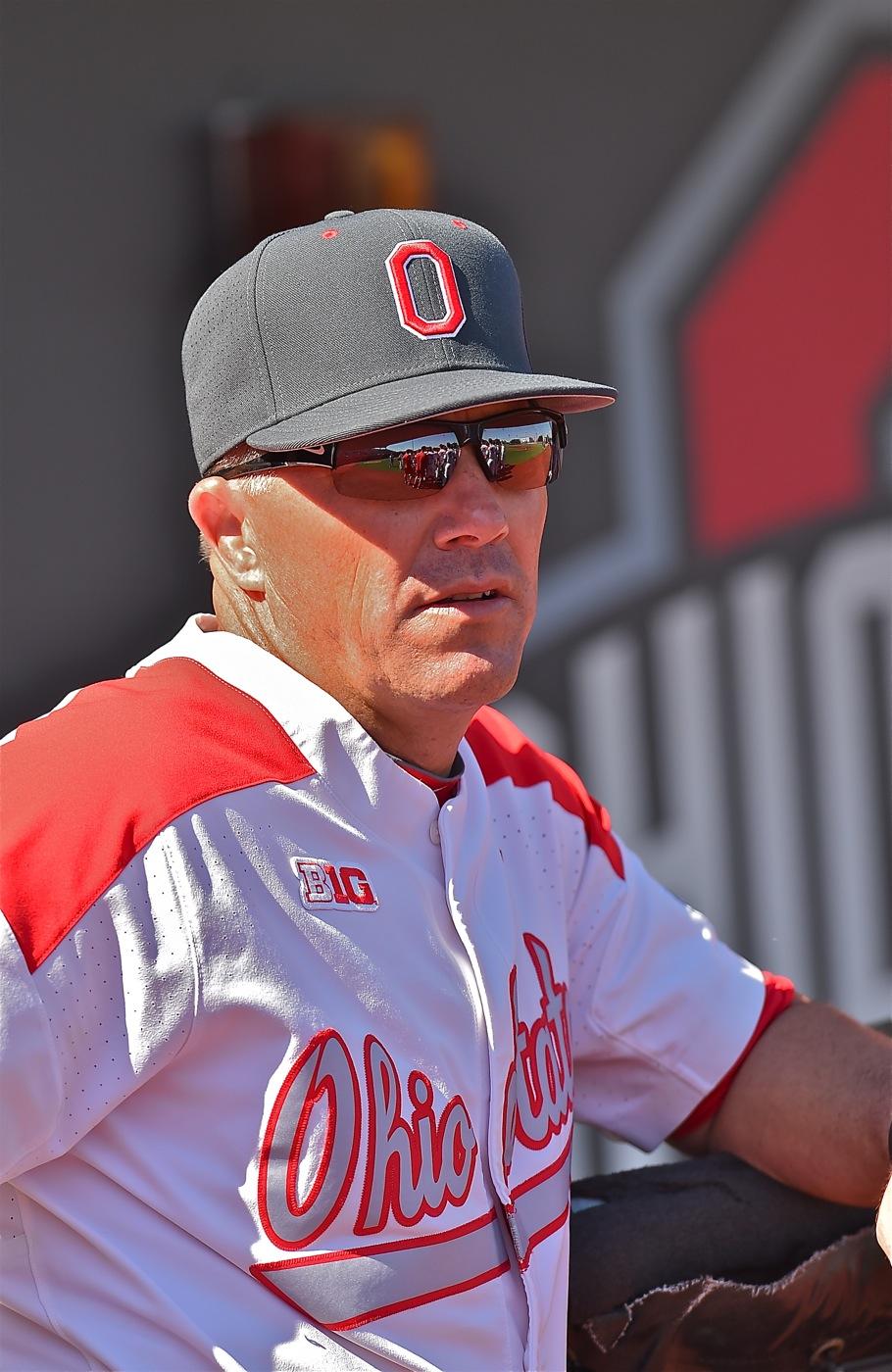 OSU Baseball: Beals Works Phone During Shutdown
