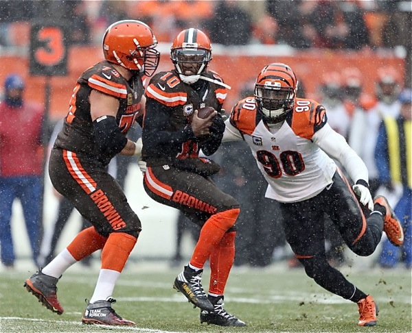 Hoard: Bengals Down Browns; Still Dreaming Playoffs