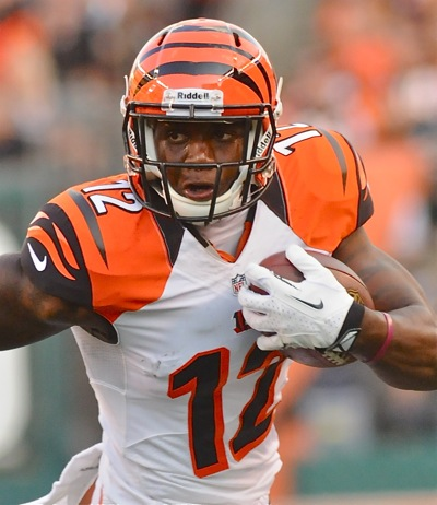 Mohammed Sanu's first quarter touchdown proved to the the Bengal offense's last highlight.