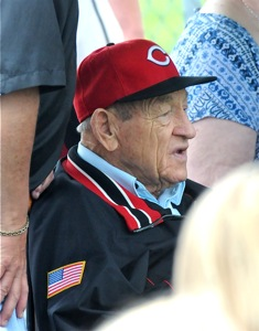 Long-time Reds scout Gene Bennett was a frequent visitor to Wheelersburg high school games, and a foundation for the community's baseball legacy.