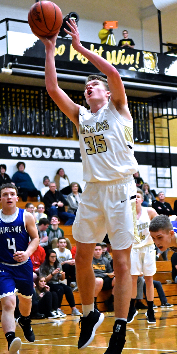 Trojans Shoot Down Jets…Is Botkins' Time At Hand?