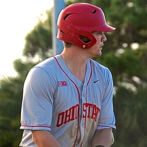 Brady Cherry continued his resurgence with a good day at the plate.